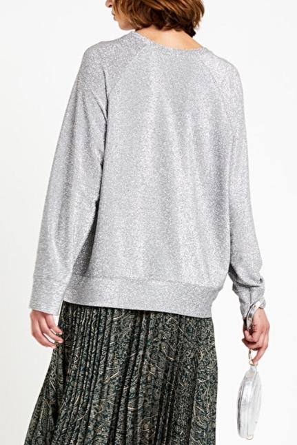 Lurex Effect Sweater