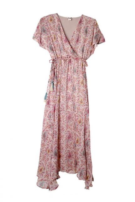 Ogala Ethnic Printed Long Dress