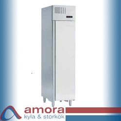Kylskåp, Profi, GN1/1, 500 x 700 x 2040 mm, Ventilerad kylning