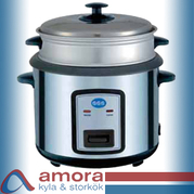 Ris/Grönsaks kokare, 4L, 240x250x250mm,