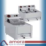 Elektrisk fritös, välj mellan 8 liter och 2x8 liter