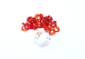 Underwater World: Coral Cluster Ring, 2013