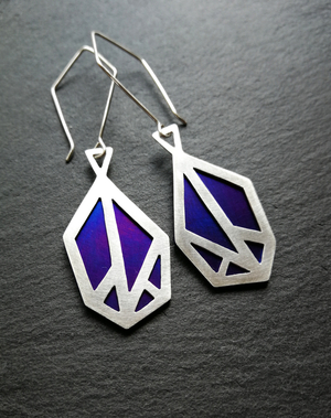 Patterns Geometric Earrings