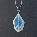 Patterns Geometric Pendant