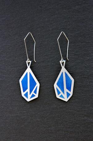 Patterns Geometric Kinetic Earrings