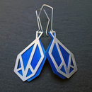 Patterns Geometric Kinetic Earrings