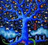 Yggdrasil - konstkort