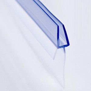Listwa uszczelniająca do drzwi prysznicowych dolna 40mm 2 szt.