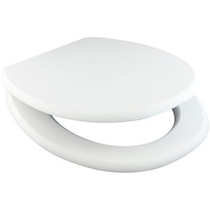 Deska WC MILJO RUBBER biała