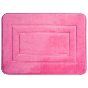 Dywanik łazienkowy SAN REMO różowy