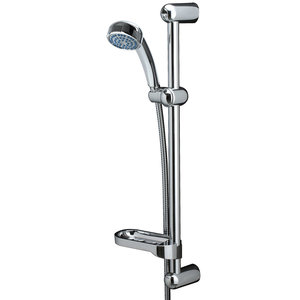 Zestaw prysznicowy przesuwny EUROSPRAY