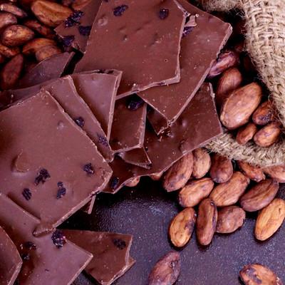 Chokladbräck - Mjölkchoklad