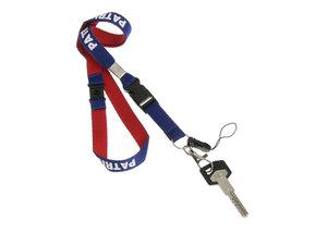 PATRICK Nyckelband