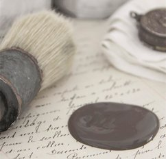 Vintage paint Chocolate brown 100 ml