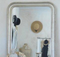 Ranskalainen peili, hopea 60 * 90 cm