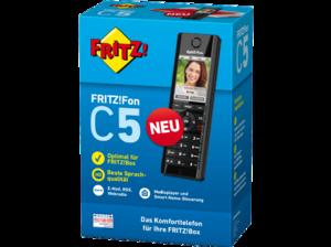 FRITZ!Fon C5  trådlös telefon