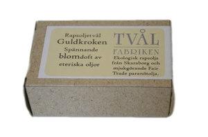 Rapsoljetvål Guldkroken från Hjo Tvålfabrik