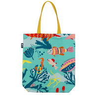Textile Bag  Livstycket by the sea