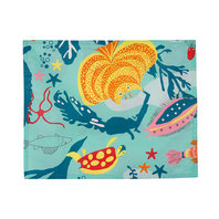 Placemat Livstycket by the sea