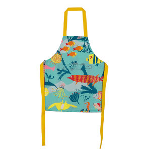 Kids Apron Livstycket by the sea