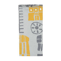 Kitchen Towel  All cats are grey in the dark