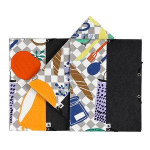 3-pack folder Livstycket – language is the key – integration