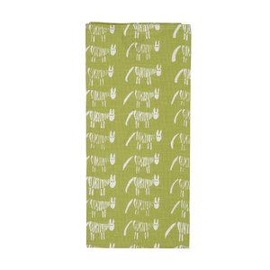 Kitchen Towel Little zebra
