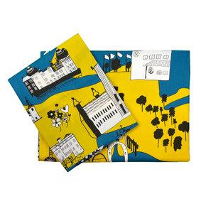 Duvet Cover Set Stockholm by Livstycket