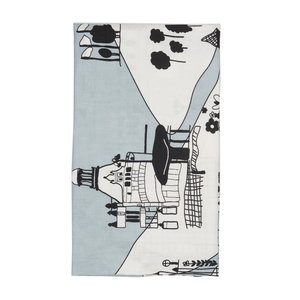 Pillow Case Stockholm by Livstycket