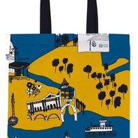 Textile Bag Stockholm by Livstycket