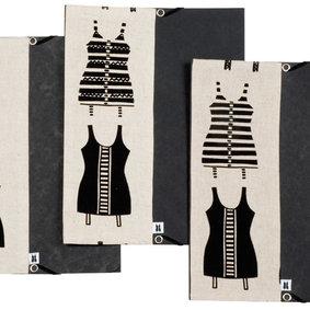 3-pack folder Livstycket