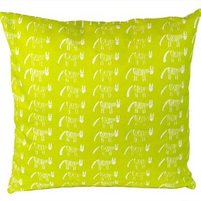 Cushion Cover Little zebra