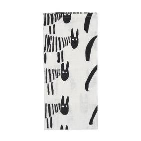 Kitchen Towel Zebra