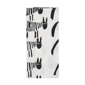 Kökshandduk Zebra