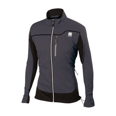 Sportful Engadin Wind jacket Anthracite