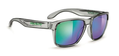 Rudy Project - Spinhawk Crystal Ash - Multilaser Green