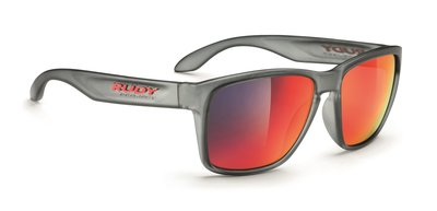 Rudy Project - Spinhawk Frozen Ash - Multilaser Red