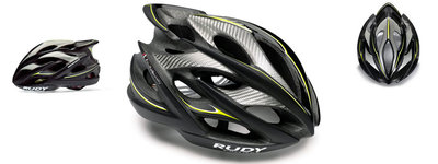 Rudy Project - Windmax - Black/Yellow Fluo (matte)