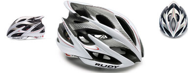 Rudy Project - Windmax - White/Silver (shiny)