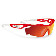 Rudy Project - Tralyx Red Fluo Gloss - MULTILASER ORANGE