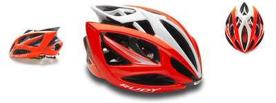 Rudy Project - Airstorm - Red Fluo/White (shiny)