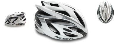 Rudy Project - Rush - White/Silver (shiny)
