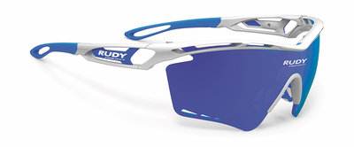Rudy Project - Tralyx XL White Gloss - Multilaser Blue