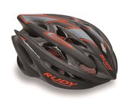 Rudy Project - Sterling - Black/Red Fluo (Matte)