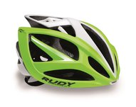 Rudy Project - Airstorm - Lime Fluo - White (Shiny)