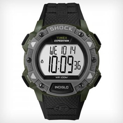 Timex - Expedition Full Pusher Shock CAT