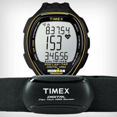 Timex - IRONMAN® Target Trainer HRM w/TAP