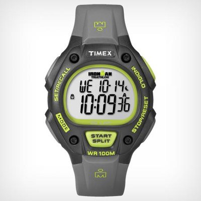 Timex - IRONMAN® Traditional 30-Lap Full size Black/LIRONMAN®e