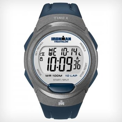 Timex - IRONMAN® Traditional 10-Lap Full size Blue