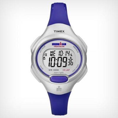 Timex - IRONMAN® Traditional 10-Lap Mid size Purple